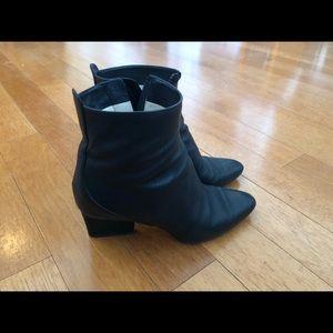 "Jimmy Choo ""Autumn"" booties - Black size 36.5"